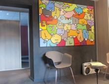 acrylique sur toile (130×196)