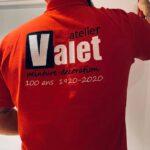 100 toiles pour fêter les 100 ans de l'Atelier Valet